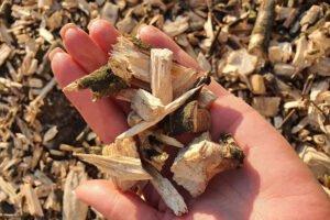 Использование древесной щепы для производства энергии в Финляндии превысило 8 миллионов кубометров