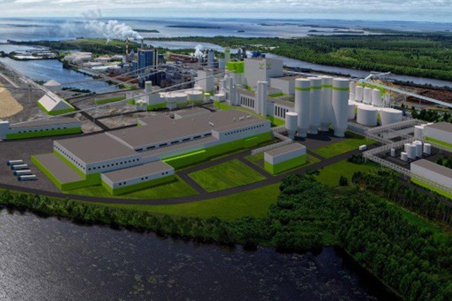 VR Transpoint выбрана логистическим партнером для завода по производству биопродуктов Кеми