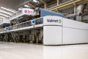 Read more about the article Компания Valmet поставит линии по производству мелованного картона и тонкой бумаги на новый завод в Китае