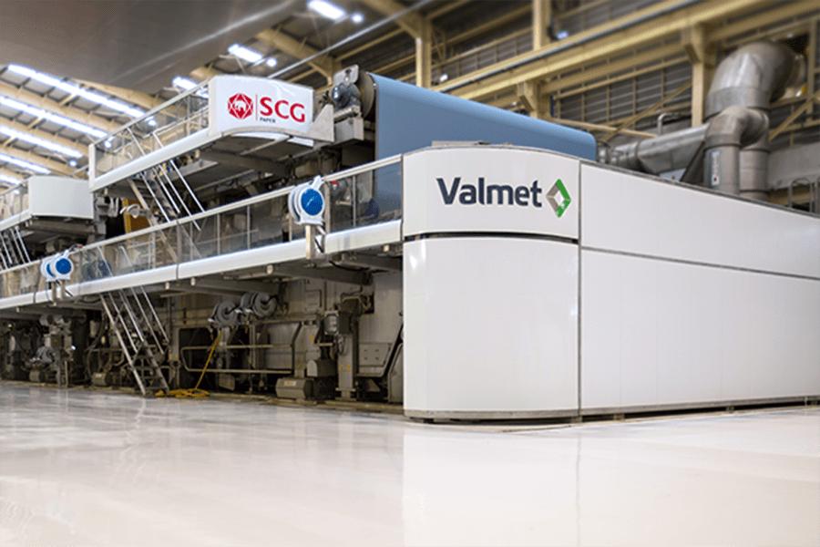 Компания Valmet поставит линии по производству мелованного картона и тонкой бумаги на новый завод в Китае