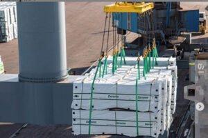 Япония импортирует меньше пиломатериалов хвойных пород из Европы