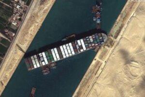 Суэцкий затор может стимулировать рост грузовых поездов