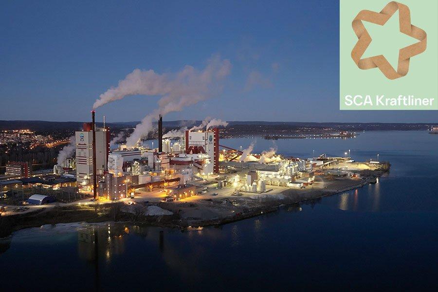 SCA увеличит цены на крафт-лайнеры на 50 евро за тонну