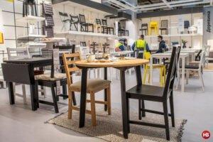 Открылся первый в Украине магазин IKEA