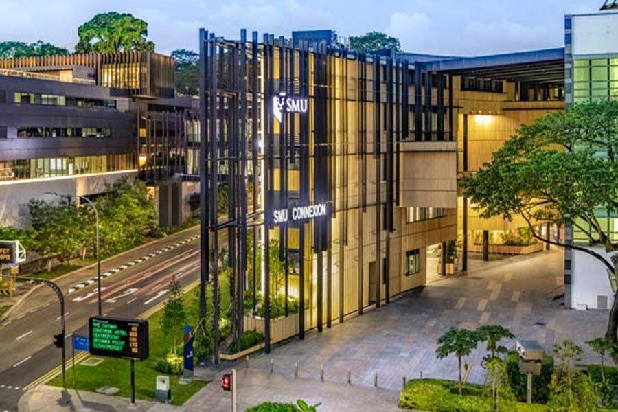 CLT-панели Stora Enso используются в строительстве здания университетского кампуса в Сингапуре