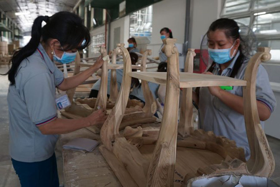 В 2020 г. Евросоюз и Великобритания сократили импорт деревянной мебели на 3%