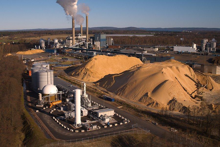You are currently viewing Stora Enso запускает новую биогазовую установку в Нимёлле, Швеция
