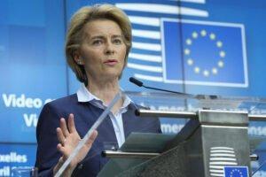 ЕС соглашается с широким климатическим законом, чтобы ускорить сокращение выбросов