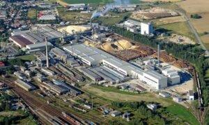 Чехия: Край (регион) Высочина разрешил Kronospan изменить сырьевую базу для производства OSB