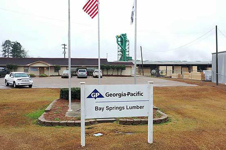 Read more about the article Interfor приобретет четыре лесопильных завода США в Тихоокеанском регионе Джорджии