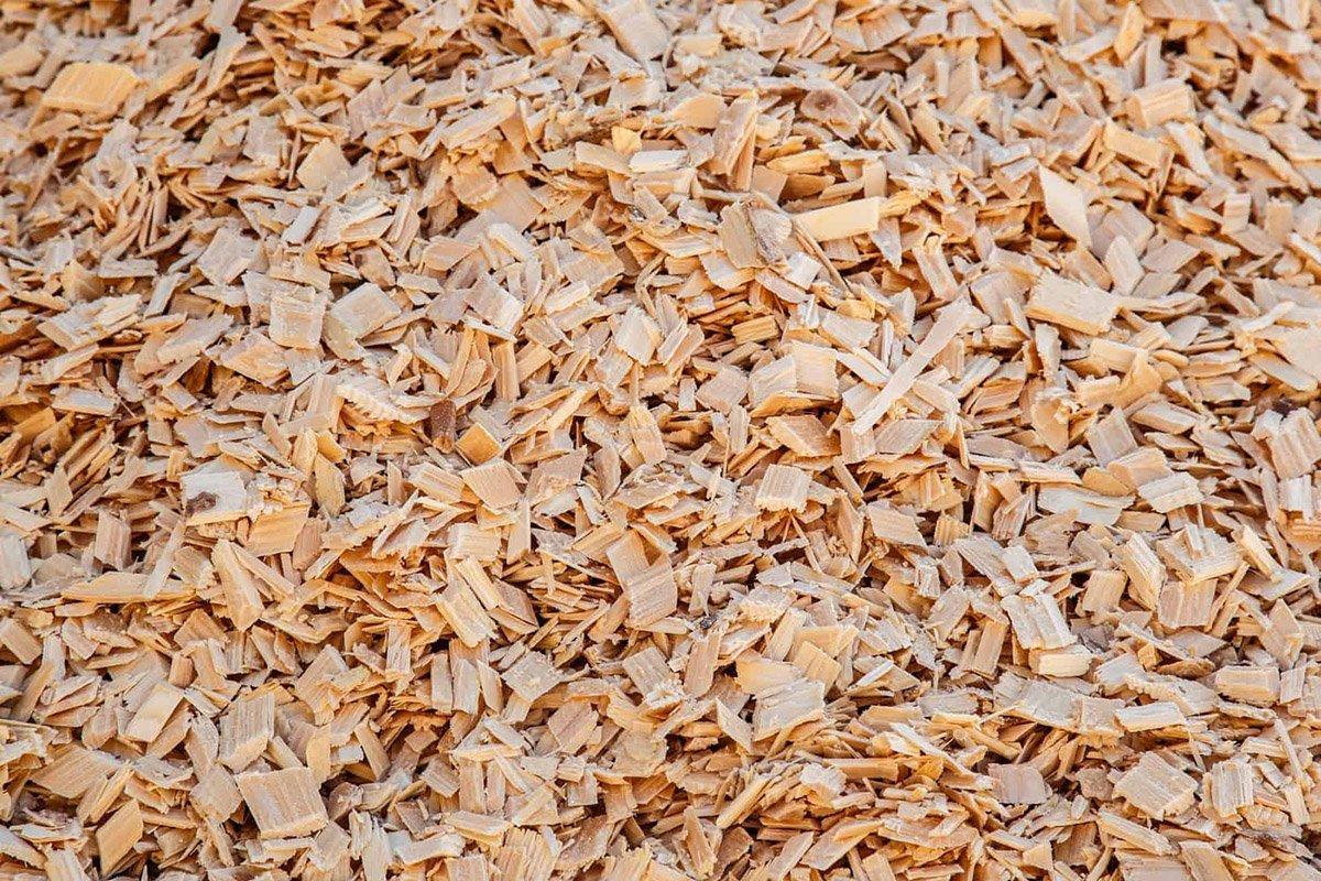 Рынки отходов лесопиления снова в значительной степени находятся в равновесии