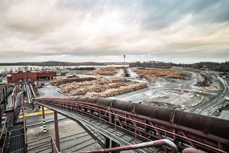 Меры по реструктуризации лесопильных заводов UPM Timber