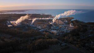 Read more about the article Швеция: Совместная работа над углеродно-нейтральным будущим — начало сотрудничества Stora Enso и Gasum на биогазовой установке Nymölla
