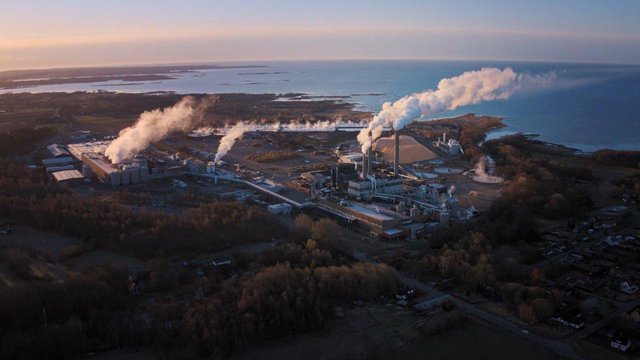 Швеция: Совместная работа над углеродно-нейтральным будущим — начало сотрудничества Stora Enso и Gasum на биогазовой установке Nymölla