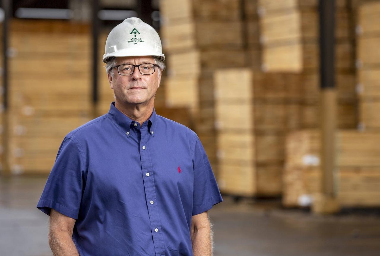 You are currently viewing Энтони Тимберлендс потратит 10 миллионов долларов на модернизацию лесопильного завода Малверн