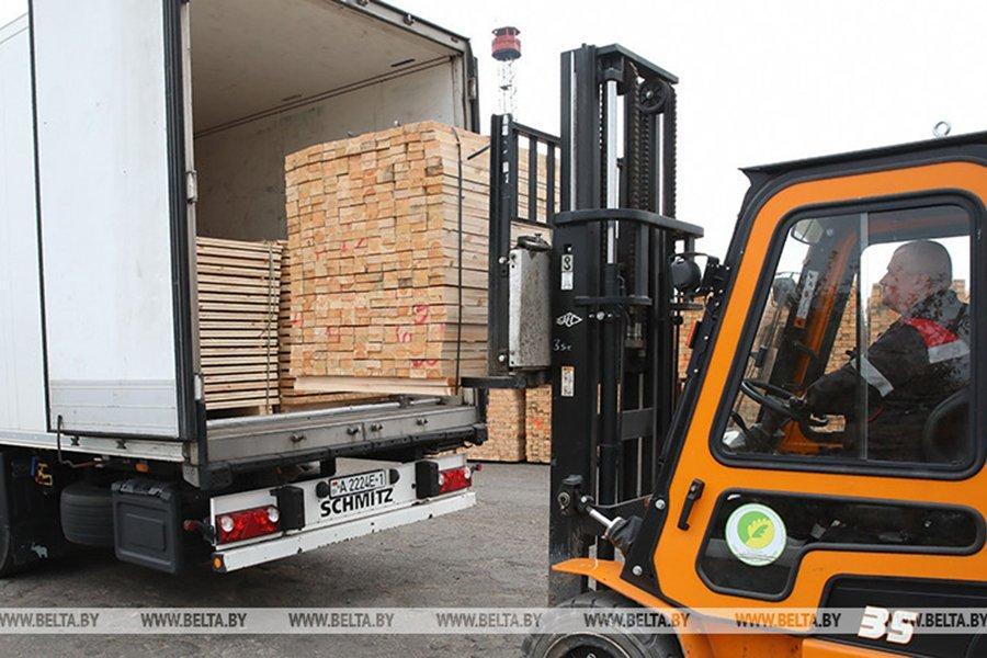 БУТБ организует поставки белорусской лесопродукции в Республику Корея