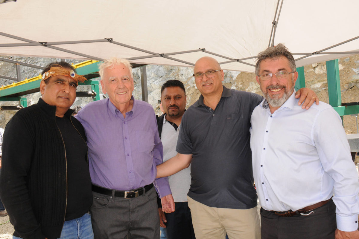 San Group инвестирует 100 млн долларов в четыре лесных проекта в Порт-Альберни