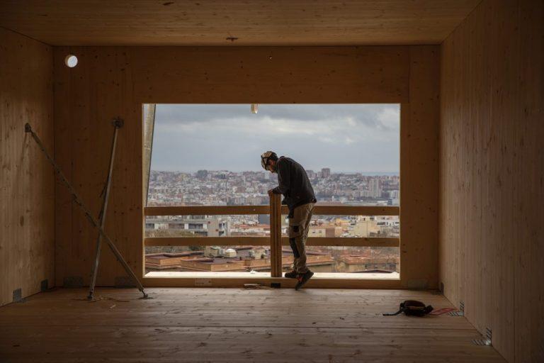 You are currently viewing Будущее будет деревянным:  мы будем использовать древесину  для изготовления машин, домов, одежды и многого другого