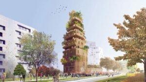 Read more about the article Французские архитекторы сталкиваются с нехваткой древесины, «цены растут каждую неделю»