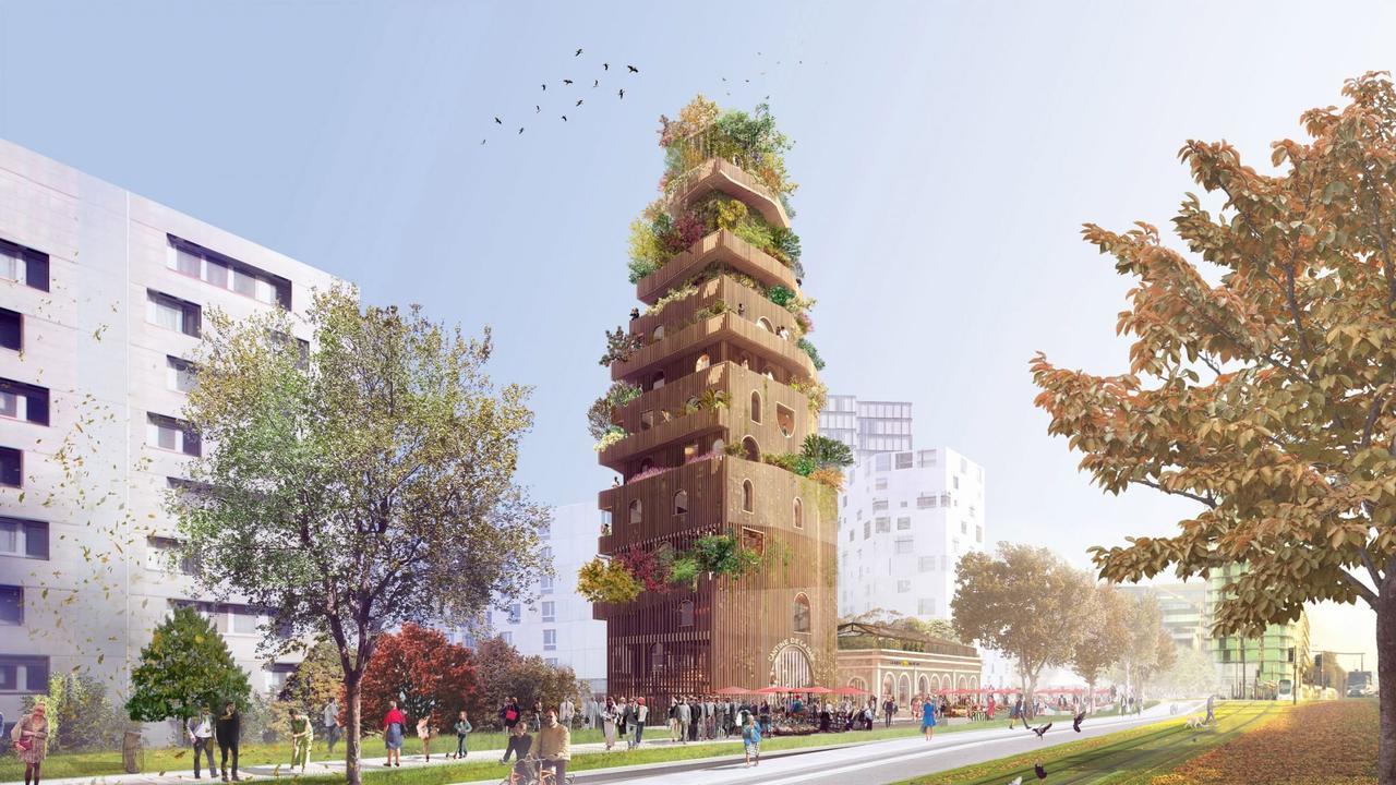 You are currently viewing Французские архитекторы сталкиваются с нехваткой древесины, «цены растут каждую неделю»