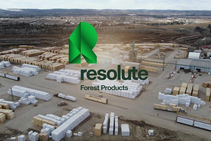 Resolute Forest выделил 50 миллионов долларов на расширение производства пиломатериалов