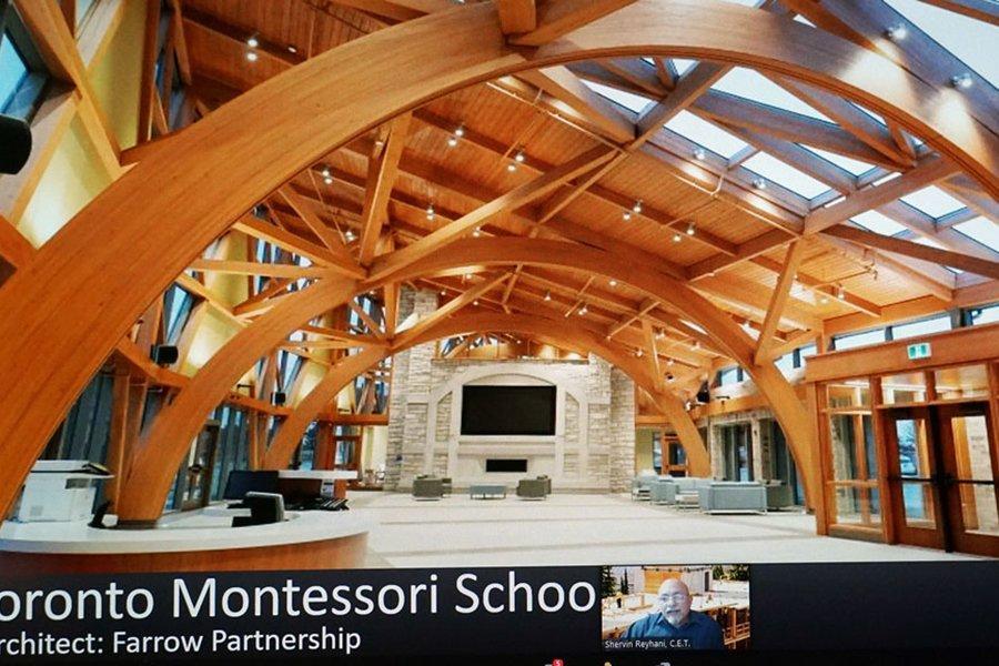 Проекты из массивной древесины получают высокие оценки в сфере образования