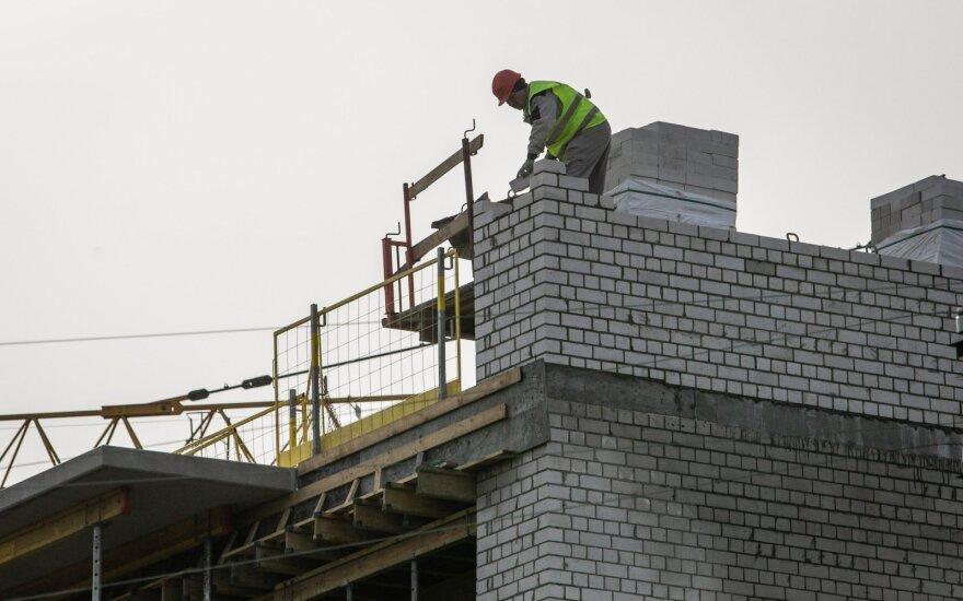 В Литве выросли цены на стройматериалы: если вы не залили фундамент, лучше пока ничего не делать