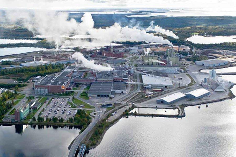 You are currently viewing Stora Enso сообщает о закрытии целлюлозно-бумажного производства на комбинатах в Финляндии и Швеции