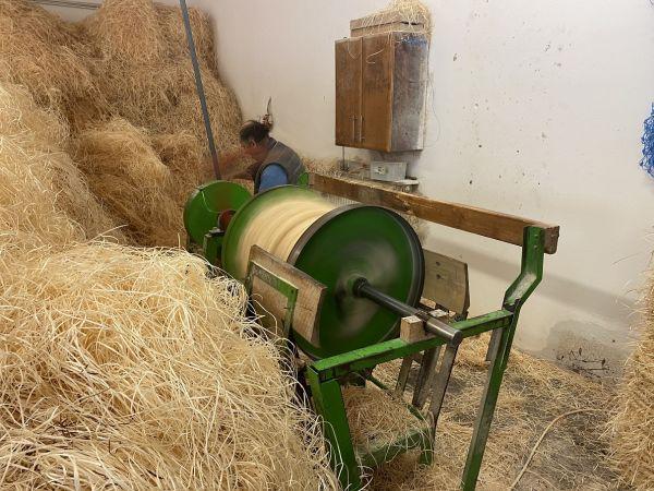 You are currently viewing Строганная древесина: репортаж с завода по производству древесной шерсти