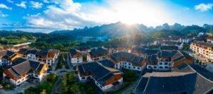 Read more about the article Китай выпустил руководство по экологичному и низкоуглеродному строительству в округах