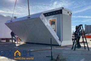 Read more about the article Взгляните на сборный дом Илона Маска в Техасе за 50 000 долларов