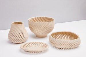 Read more about the article Новый продукт открывает двери для деревянных изделий, напечатанных на 3D-принтере