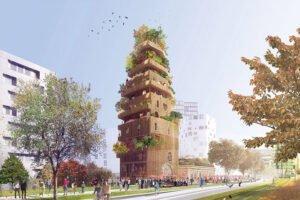 Read more about the article Французские архитекторы столкнулись с острой нехваткой древесины