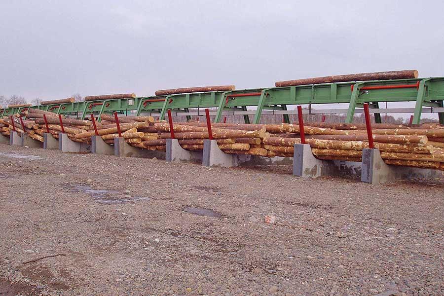 Read more about the article Kaamos Timber заказывает систему сортировки бревен у Hekotek