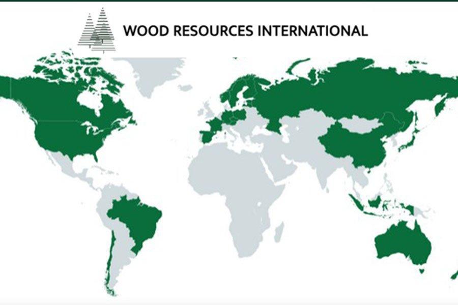 You are currently viewing Мировые цены на древесину и пиломатериалы в первом квартале 2021 года выросли: WRQ