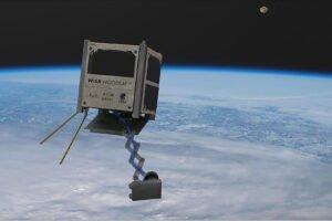 Read more about the article Деревянный спутник WISA Woodsat успешно прошел испытания в Европейском космическом агентстве