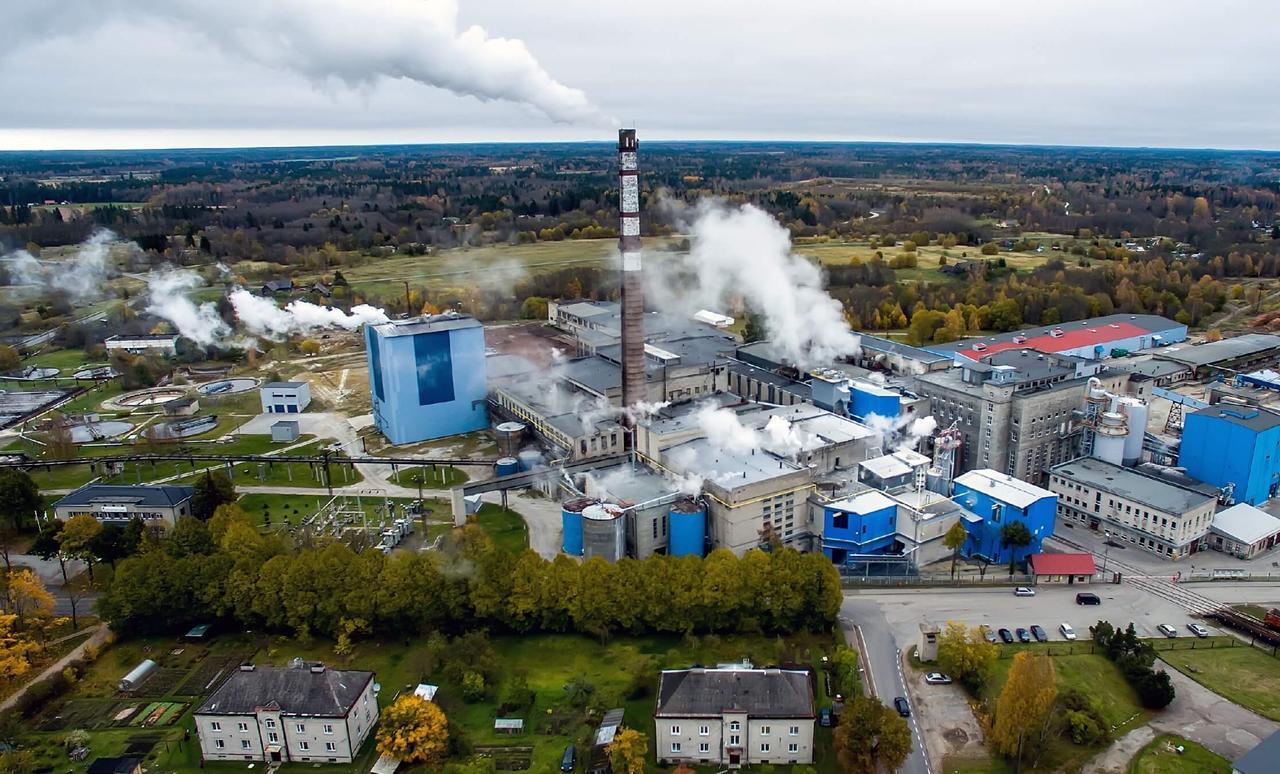 You are currently viewing Сульфат-целлюлозный завод в Кехра – большая государственная инвестиция в лесоводство
