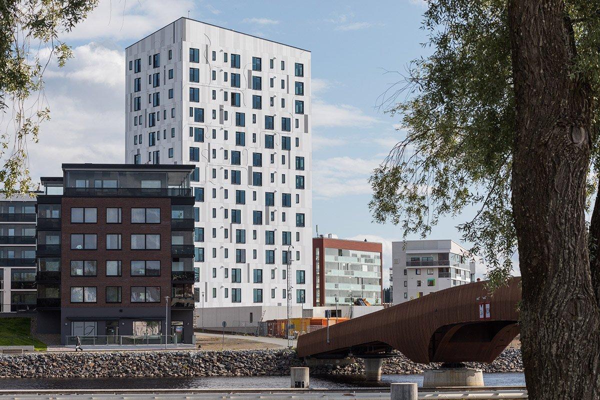 Read more about the article Stora Enso присоединяется к консорциуму, продвигающему деревянные башни