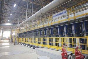 Read more about the article Dieffenbacher поставит на завод Starwood крупнейший в Турции пресс для производства МДФ