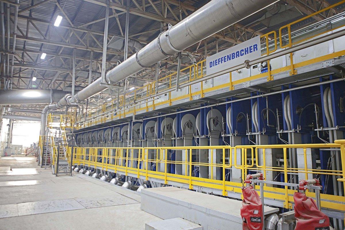You are currently viewing Dieffenbacher поставит на завод Starwood крупнейший в Турции пресс для производства МДФ