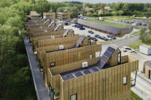Read more about the article Архитектурный ансамбль проектирует экспериментальную деревянную застройку в Восточном Суссексе