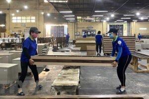 Read more about the article Экспорт лесных товаров Вьетнама вырос на 55% за семь месяцев
