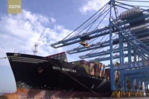 Read more about the article Автоматизированный порт перемещает грузы с рекордной скоростью