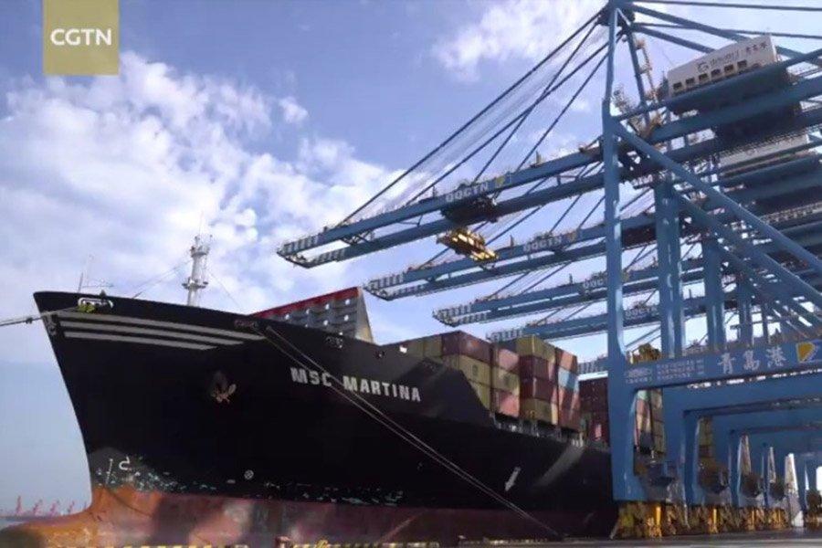 You are currently viewing Автоматизированный порт перемещает грузы с рекордной скоростью