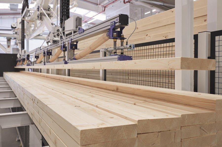You are currently viewing Польские лесопильные заводы увеличили объем лесопиления на 26%
