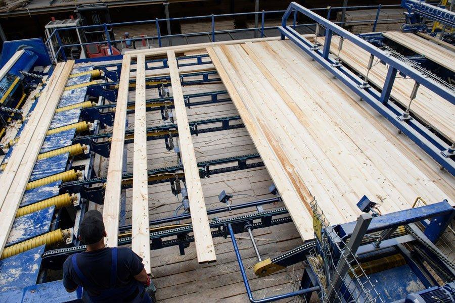 You are currently viewing PRP инвестирует 14 млн евро в модернизацию лесопильного завода