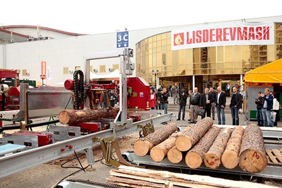 Read more about the article Міжнародна виставка LISDEREVMASH