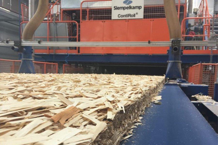 You are currently viewing Турецкие производители древесных плит размещают заказы на несколько производственных линий