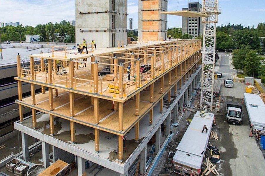 Read more about the article Мнение: массивная древесина — это будущее строительства в Британской Колумбии