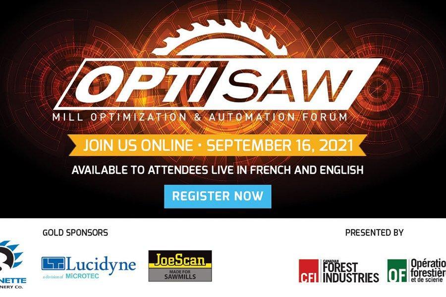 You are currently viewing OptiSaw 2021 помогает заводам получить максимальный выход из каждого бревна, открывает новые возможности